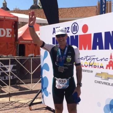 Jose Roman Clasificado al Mundial Ironman 70.3 2019