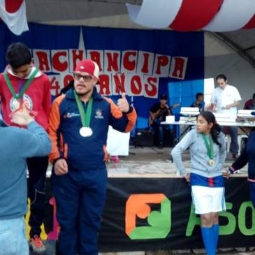 Martin Ramirez, Orgullo de Nuestra Escuela de Natación